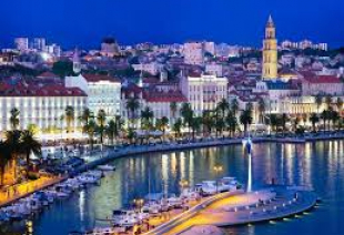 TOWNS TROGIR AND SPLIT_1
