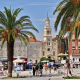 UNESCO CITIES: SPLIT and TROGIR